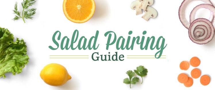 Salad Pairing Guide