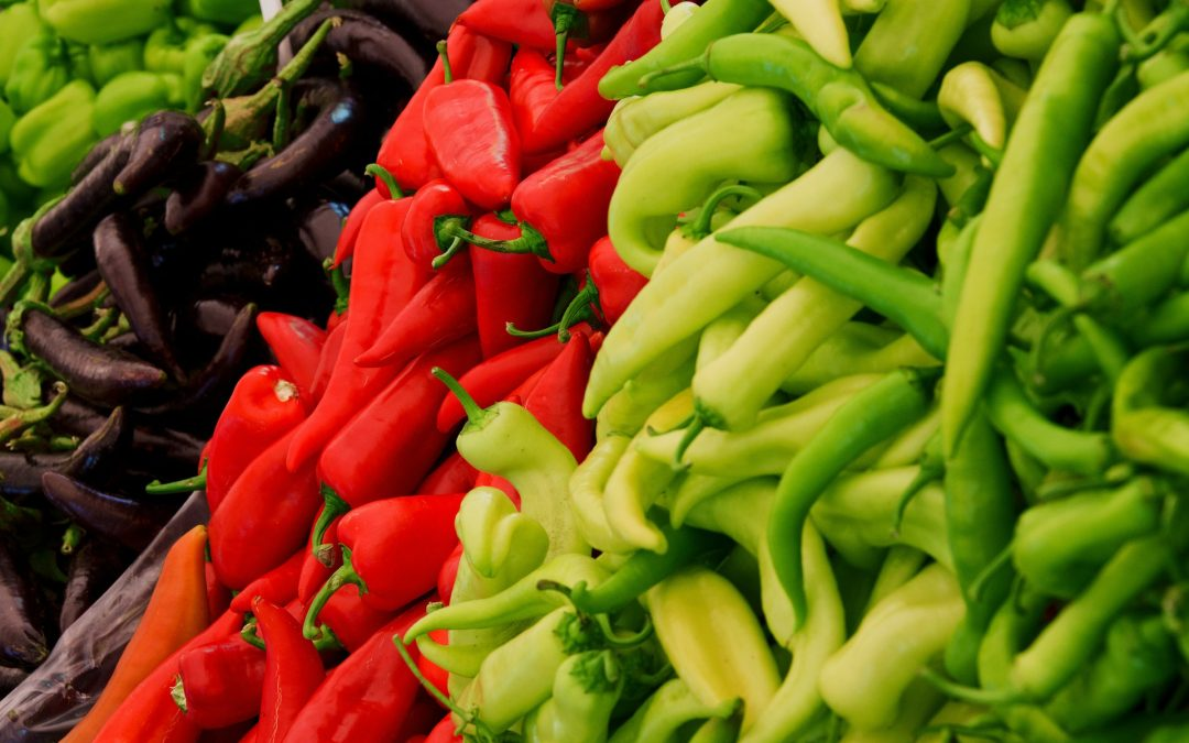 Herbs that Heal: Chili Peppers