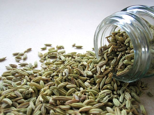 Herbs that Heal: Fennel Seeds