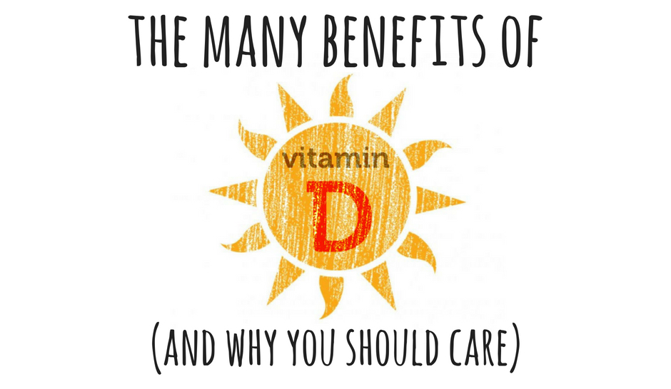 Overlooked Vitamins & Minerals: the Sunshine Vitamin